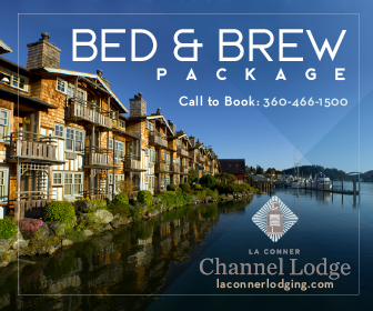 channel lodge la conner beer package