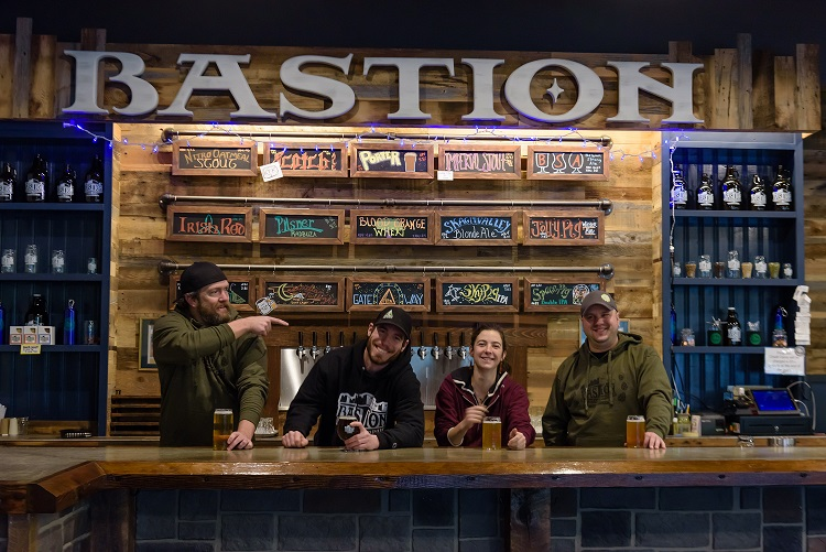 Bastion_Brewing_Team
