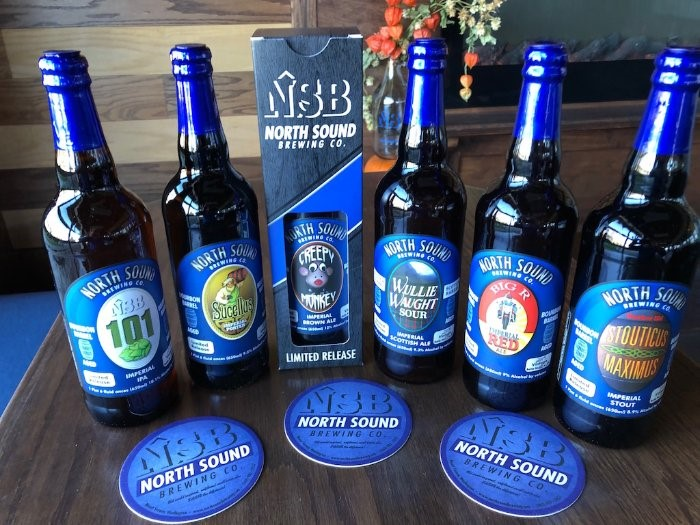 north_sound_brewing_bottles