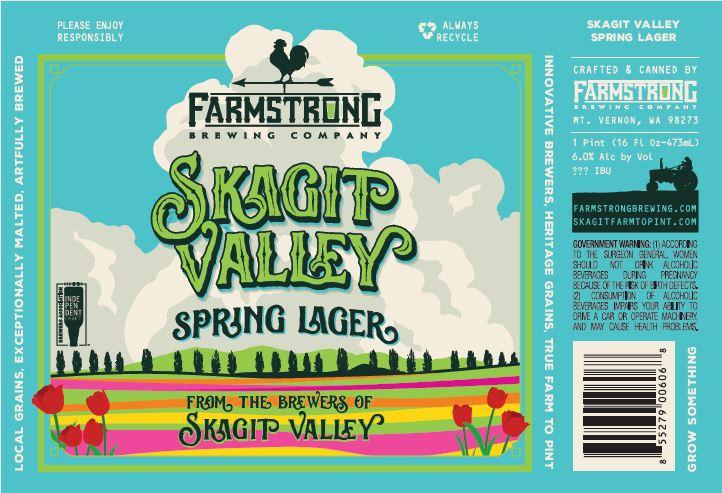 Skagit Valley Spring Lager